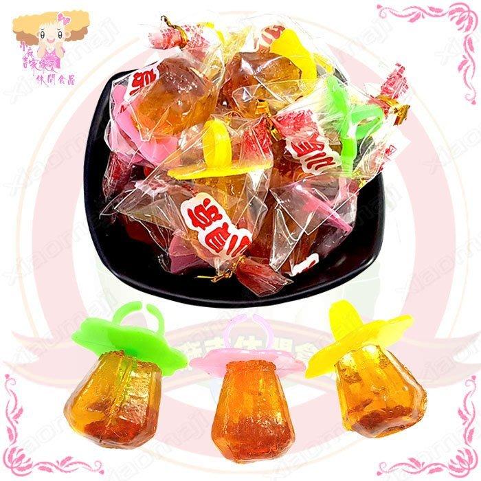 ☆小麻吉家家愛☆奶嘴糖(全素)一包特價45元 棒棒糖 戒指糖 鑽戒糖 梅心糖 麥芽糖 結婚喜糖