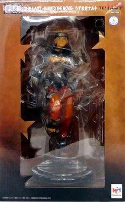 日本正版 MH GEM G.E.M. 火影忍者 劇場版 最終章 漩渦鳴人 1/8 模型 公仔 日本代購