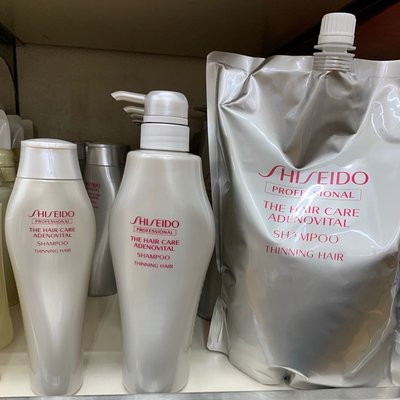 資生堂養髮洗髮精1800ml shiseido thinning sampoo