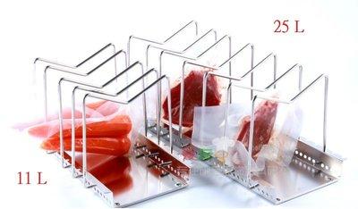 [綻珂生活] 低溫烹調 舒肥 ANOVA 25L水箱專用 + 食物架