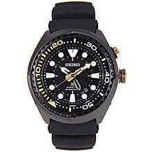 BuyLike !SEIKO 精工 Prospex Kinetic GMT SUN045P1 膠帶 潛水錶 (包快遞) SUN045