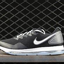 D-BOX Nike Zoom All Out Low 2.0 黑白 網面 緩震 個性 運動鞋 跑步鞋 男款