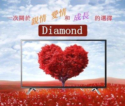 【菱威智】58吋電視LED液晶鋁合金螢幕顯示器USBx2、HDMIx2 USBx2 AV TV 高清