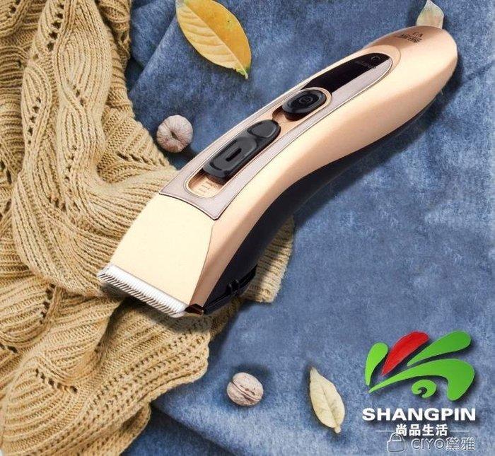 理發器電推剪充電式家用電動剃頭刀無線安全剃發電推剪