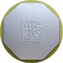 Mr. Big - Live At Budokan 限量首發武道館仕樣盤 二手日版