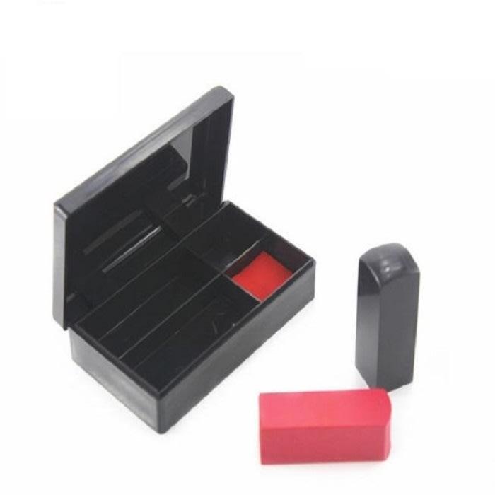 小款組合式印章盒【NF165】小款 財務印章盒 多功能組合印章盒 大印章盒 印鑒盒 印章台