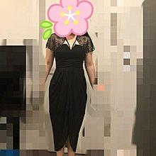 Pilgrim Liang Gown dress black 露肩黑色禮服 婚禮 伴娘 派對 尾牙