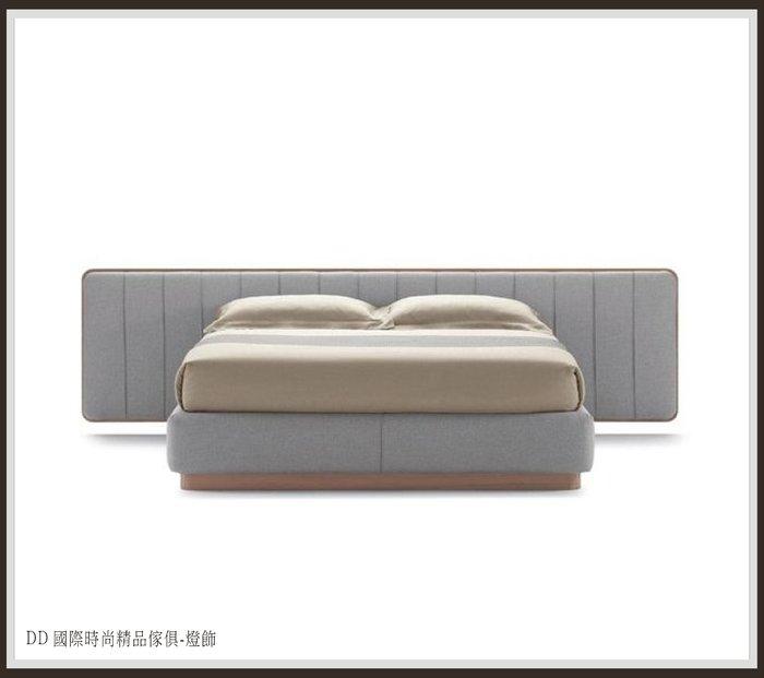 DD 國際時尚精品傢俱-燈飾 ERMES FLOU bed (復刻版)現品特價$65000 雙人床檯/床架