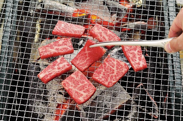【東京速購】日本製 Mama Cook 烤肉夾 細嘴夾 多功能料理夾