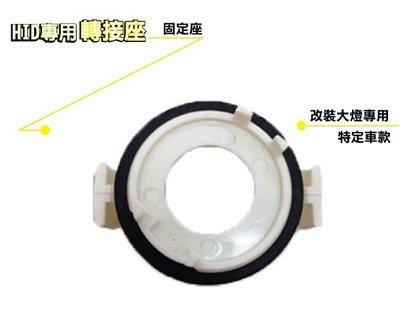 HID氙氣燈管 BMW E46專用轉接座 固定座 底座 H7燈座【TST竣天】