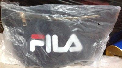 Fila 斐樂運動腰包 男女同款 運動胸包側背 斜跨 登山慢跑隨身包 手機 零錢小背包跑步腰包輕巧防盜貼身側背 隨身小包
