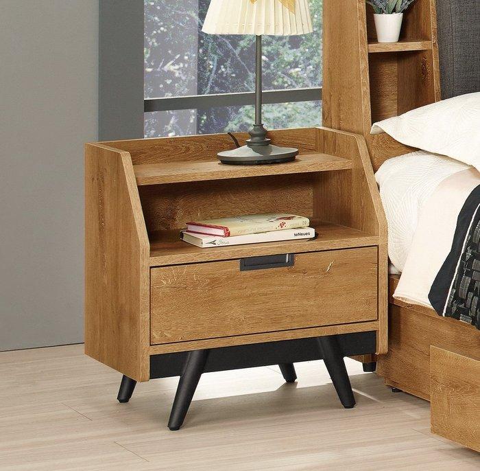 摩德納床頭櫃😊暖暖屋傢俱傢飾😊