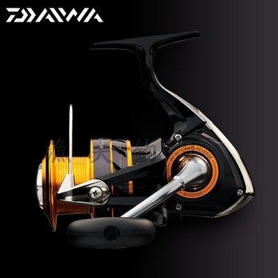 【漁夫釣具】 DAIWA MISSION CS 2000/2500/3000型 捲線器 路亞 磯釣 水庫 灘釣 筏釣