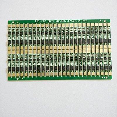 3.7V鋰電池保護板 適用聚合物 18650 焊盤可點焊 可多並 3A過流值 W177.0427 新北市