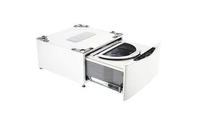 【晨光電器】LG 【 WT-D250HW[白]】底座型迷你洗衣機 2.5KG (加熱洗衣) 上下洗省時空間