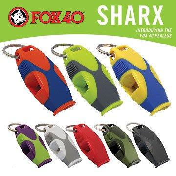 【ARMYGO】FOX 40 Sharx w lanyard 系列 哨子(單個)