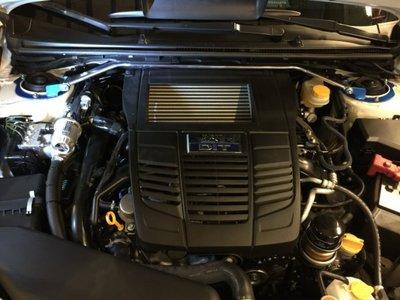 [昇輔國際車業]Subaru/BR9/Levorg/Forester/STI/WRX引擎室拉桿/後下兩點/前後防傾桿