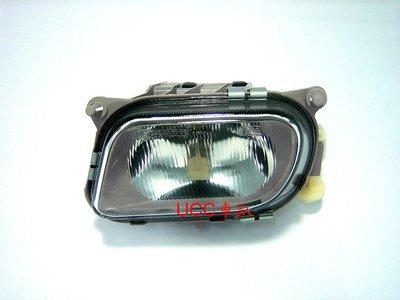 【UCC車趴】BENZ 賓士 W210 96-98 99 原廠型 玻璃霧燈 一邊1400