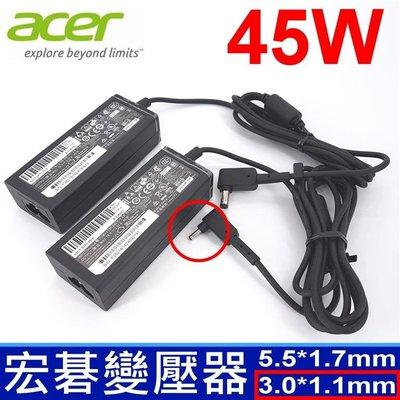 宏碁 Acer 45W 原廠規格 變壓器  Aspire R4-471t R13 R7-371t R7-372T 台中市