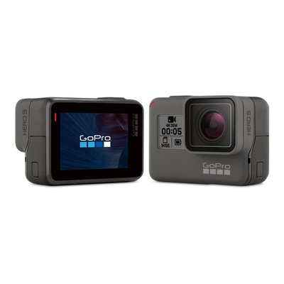 免押金租GOPRO Hero 5 Black抵用券[日租100]最新聲控防手震攝影照相機+1顆電池+記憶卡+固定裸框