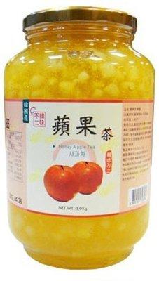《韓味不二》蜂蜜蘋果茶/1.9Kg