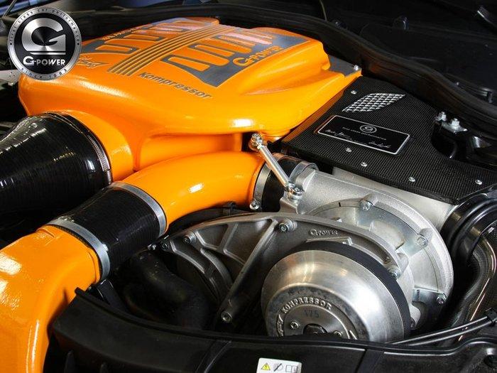 【樂駒】 G-POWER BMW SK II CS M3 GTS 德國 改裝 增壓 套件組 空濾 冷卻 全段