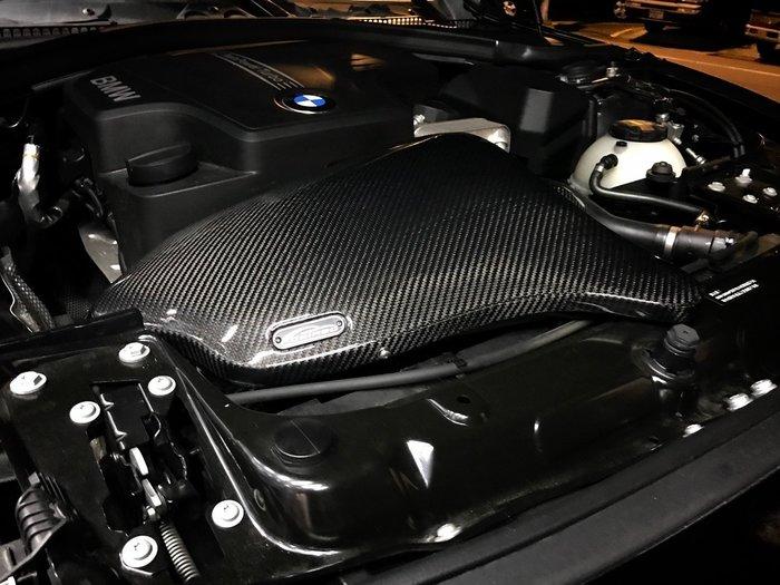 ☆光速改裝精品☆Fogiago F30/N20 320i/328i/3系GT/420i/428i2.0T 碳纖維進氣套件