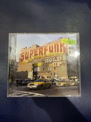 *還有唱片行*SUPERFUNK / HOLD UP 二手 Y14472