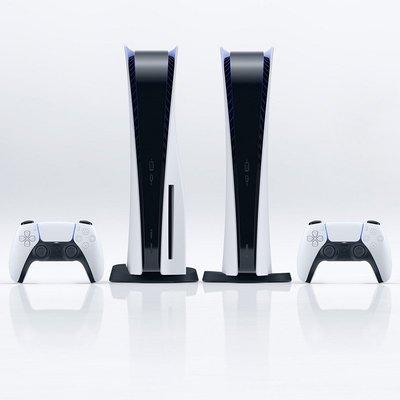 遊戲機【】索尼 PS5日版港版主機電視家用游戲機 高清8k光驅/數字版