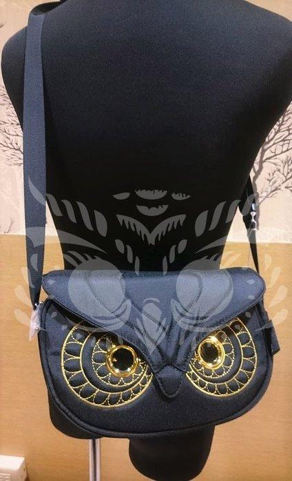 貓頭鷹斜背包(共三色),實品拍攝有店面,香港Morn Creations授權🌟最特別的禮物都在奧爾思🌟