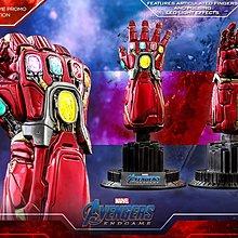 第六日單 15/05/19 Hottoys Hot toys Nano Ganunlet Life Size Ironman 無限 手套 LMS 007