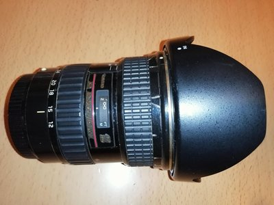 CANON 超廣角EF接環TOKINA 12-24mm F4 DX 二代鏡