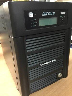 ☆手機寶藏點☆ BUFFALO TS-H1.0TGL/ R5 內建1TB硬碟 伺服器 雲端 網路 功能正常 貨到付款 嘉義市