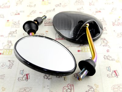 DDX XP鏡 卡夢 碳纖維 鍍鈦 後照鏡 照後鏡 車鏡 新勁戰 三代勁戰 四代勁戰 BWSR 雷霆 JETS