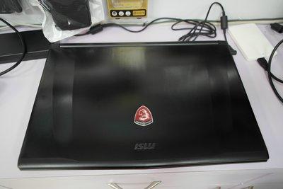MSI GE72 6QE i7-6700HQ 8G SSD120G+1T GTX965M 台中市