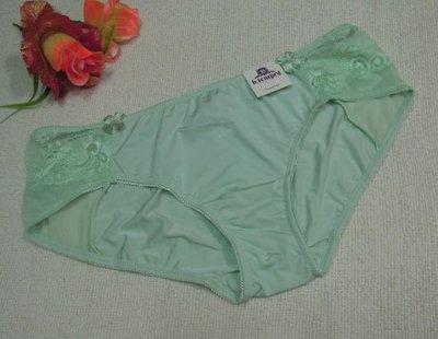 《華歌爾~SAVVY》莎薇 B.temp d 系列內褲【AS8215】~L~綠色~絲質褲