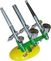 1629751 優速達工具 模型工具。葉紅3支噴筆架