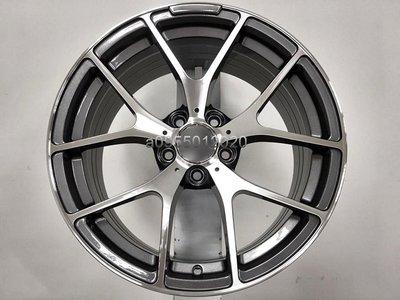 全新類BENZ AMG式樣5孔112 18吋鋁圈W204/W205/W211/W212/W213/CLA/W176
