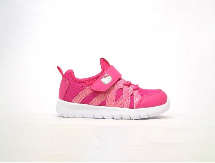 【719813 】☆.╮莎拉公主❤零碼特價 Hello Kitty 凱蒂貓女童鞋/透氣網布休閒鞋(25-30)