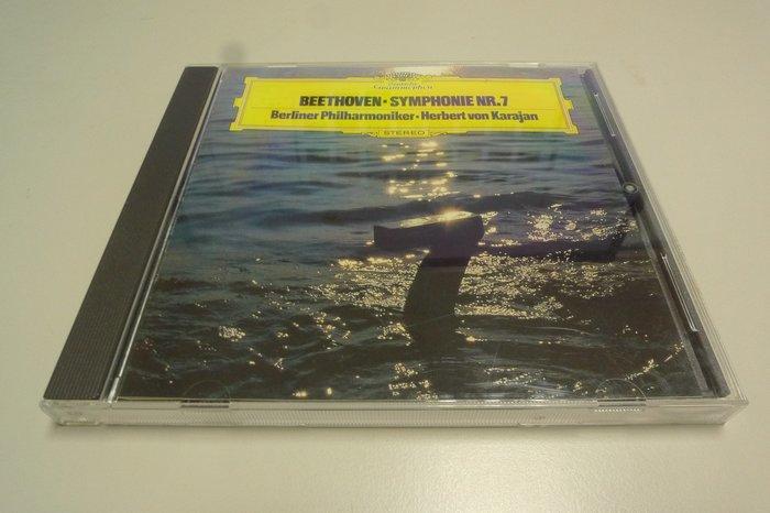 Karajan 卡拉揚 Beethoven 貝多芬 第 7 8 號交響曲 1977 柏林愛樂