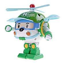 Silverlit Robocar Poli Transforming Robot with Lighting - Helly (5 inches Tall)
