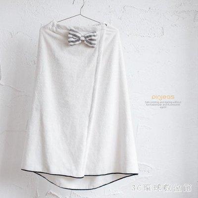 浴巾女可穿大浴裙家用非棉質吸水抹胸裹巾柔軟束發帶兩件套 LR21453『氤氳之曦』(可免費開立發票)