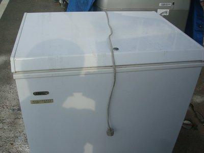 高雄屏東萬丹電器醫生 中古二手上掀式冷凍櫃 2.5尺 自取價 4999