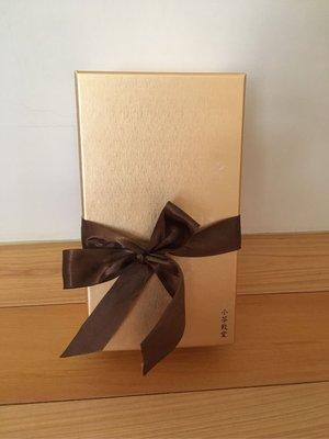 小茶栽堂 黃金緞帶禮盒$50 運60