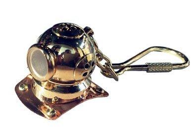 EZDIVE 潛水頭盔造型鑰匙圈 新款