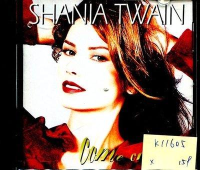 *真音樂* SHANIA TWAIN / COME ON OVER 二手 K11605 (封底破)(下標賣1)