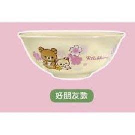 拉拉熊大陶瓷碗 7-11拉拉熊大陶瓷碗711(好朋友款)