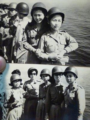 190312~疑似是反共救國團~海軍艦上~相關特殊(一律免運費---只有各一張)老照片
