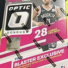 NBA 2019-20 Donruss Optic 球員卡 手雷 籃球卡 卡盒 28張  拼zion morant