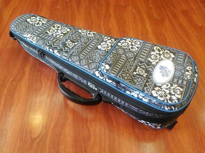 【夏嘎夏嘎】ALOALO 26吋烏克麗麗軟殼琴袋 琴盒【夏威夷樂器 台南烏克麗麗專賣】